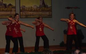 Weihnachtstanzen 2009